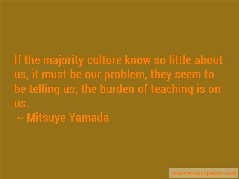 Mitsuye Yamada Quotes Pictures 3