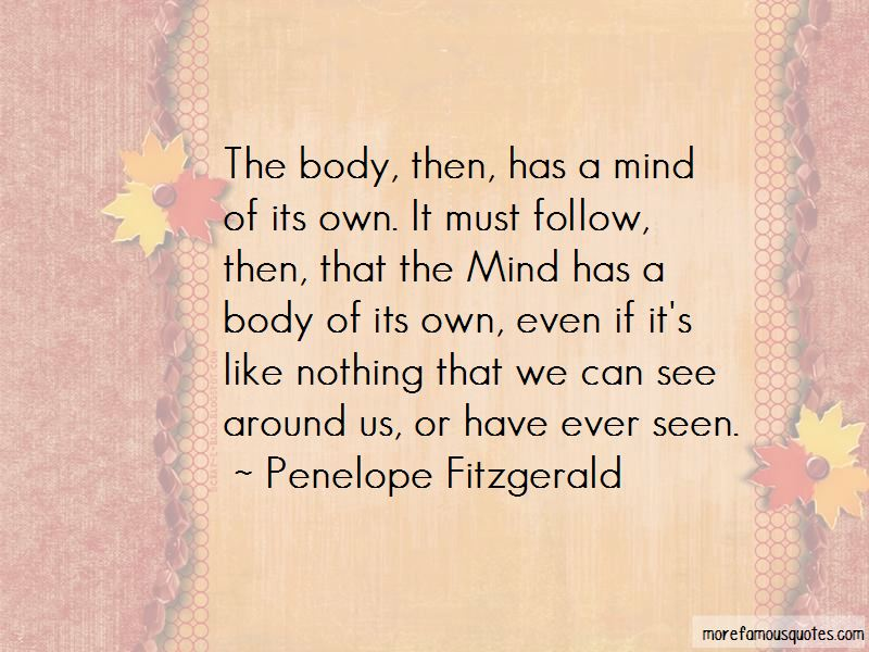 Penelope Fitzgerald Quotes Pictures 2
