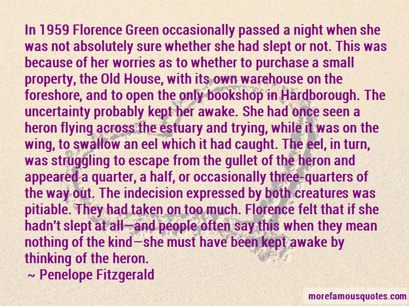 Penelope Fitzgerald Quotes Pictures 3