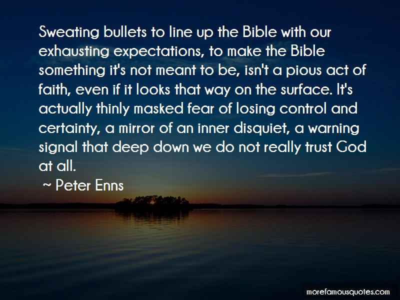 Peter Enns Quotes Pictures 3