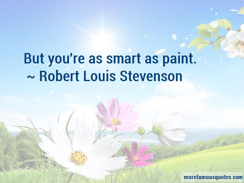 Robert Louis Stevenson Quotes Pictures 2