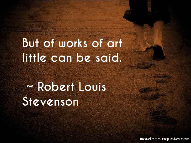 Robert Louis Stevenson Quotes Pictures 3