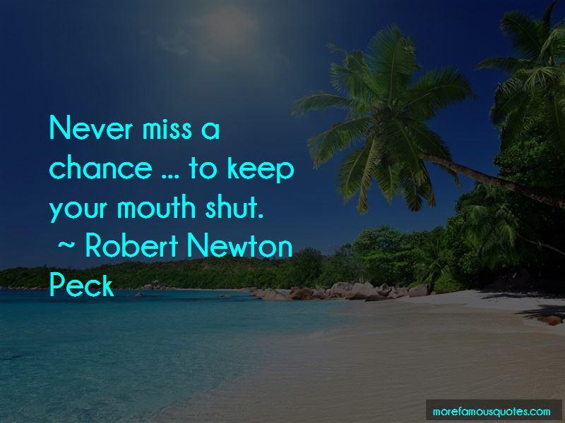 Robert Newton Peck Quotes Pictures 3