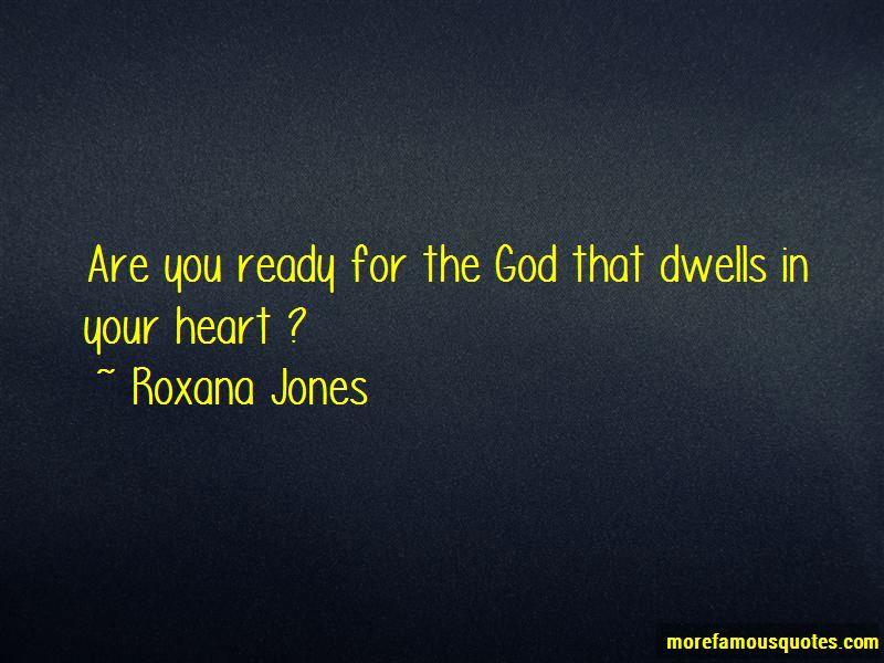 Roxana Jones Quotes Pictures 3