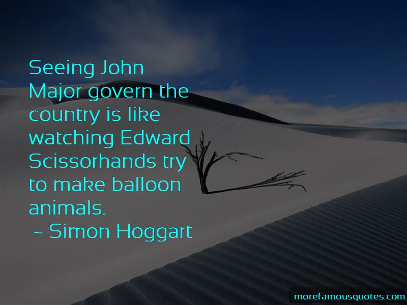 Simon Hoggart Quotes Pictures 2