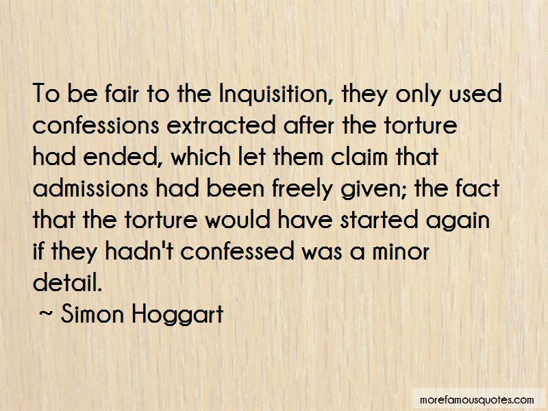 Simon Hoggart Quotes