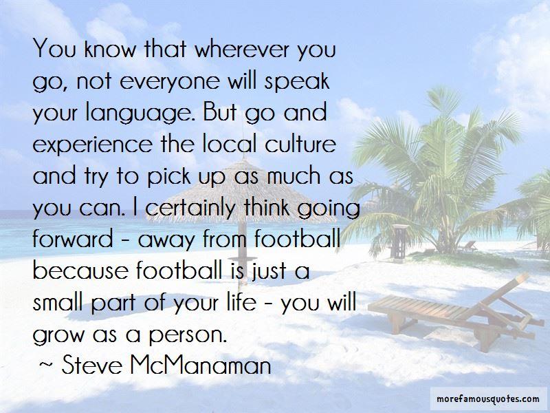 Steve McManaman Quotes