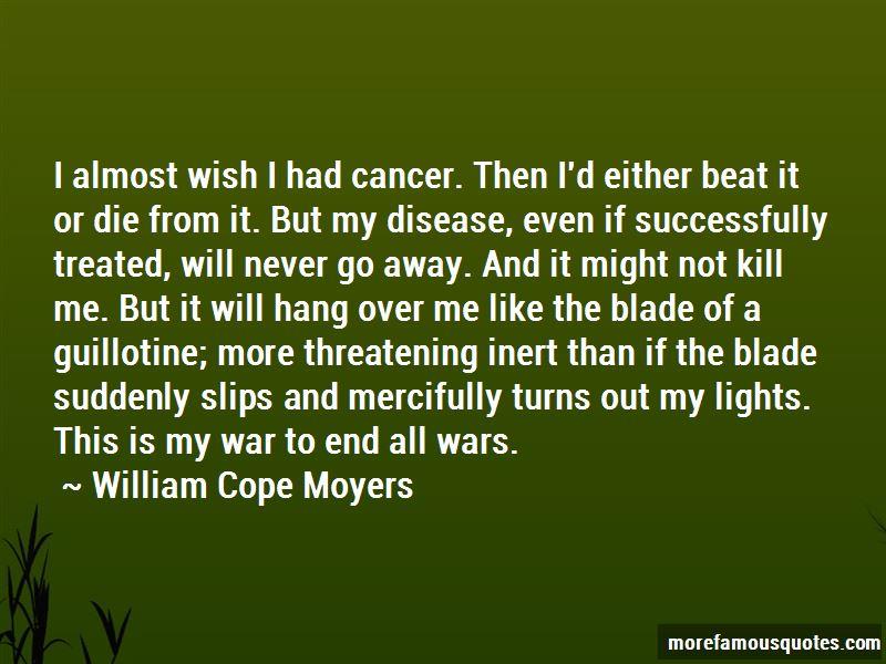 William Cope Moyers Quotes
