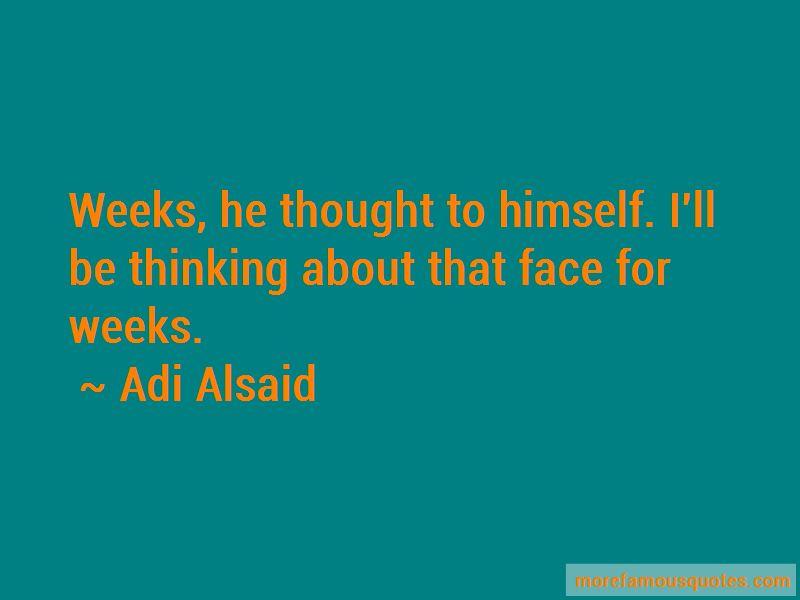 Adi Alsaid Quotes Pictures 2
