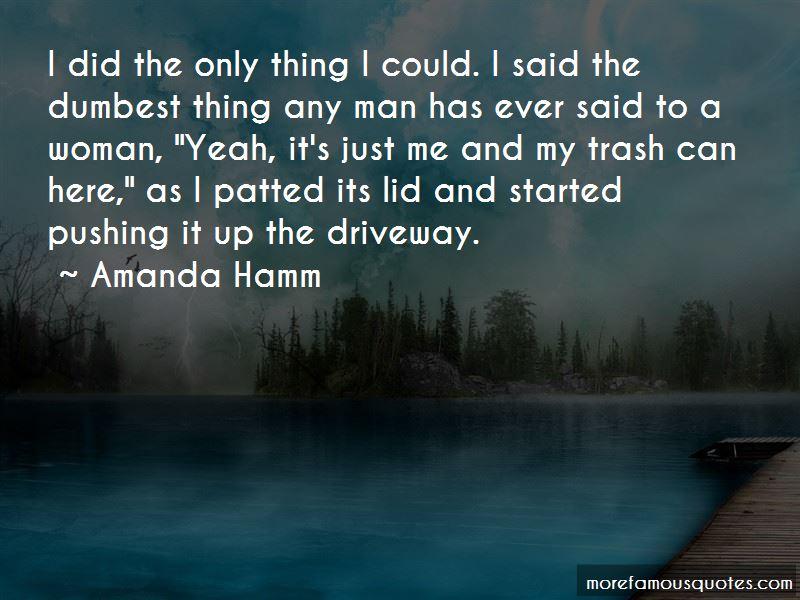 Amanda Hamm Quotes Pictures 2