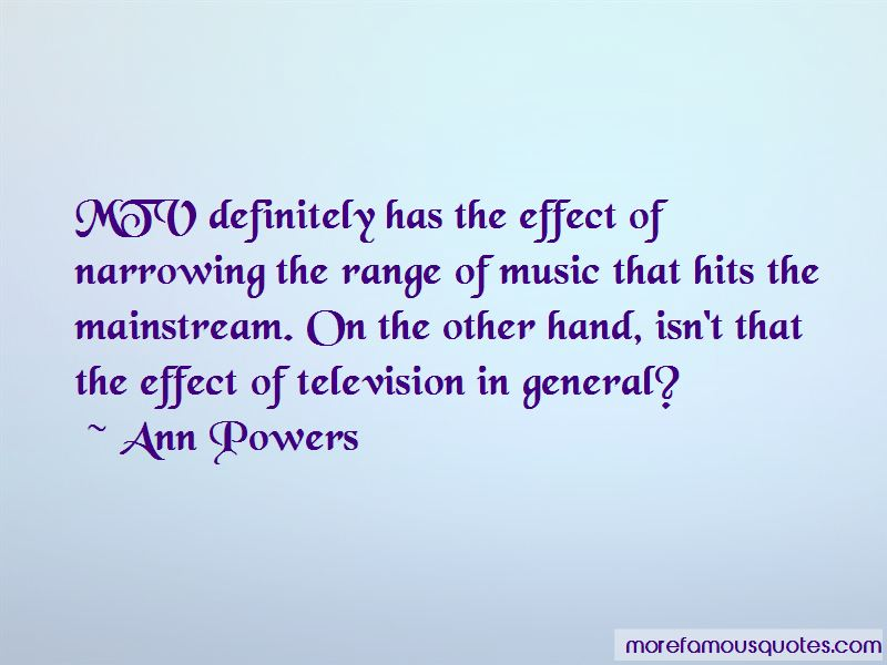 Ann Powers Quotes Pictures 3