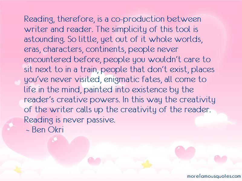 Ben Okri Quotes Pictures 3