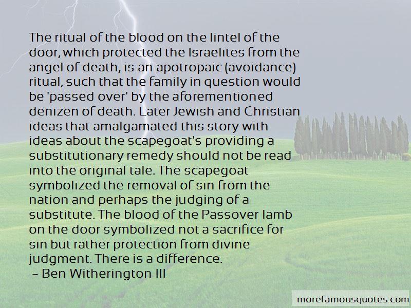 Ben Witherington III Quotes Pictures 3
