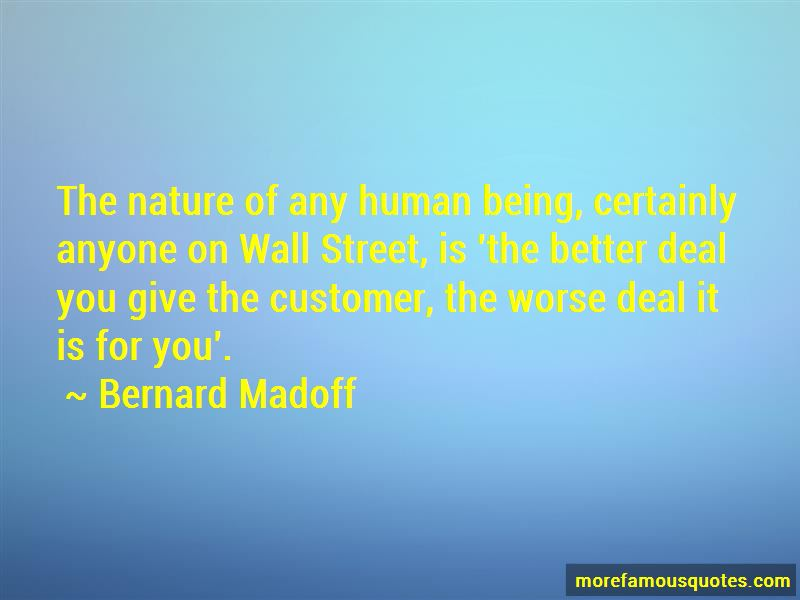 Bernard Madoff Quotes Pictures 2