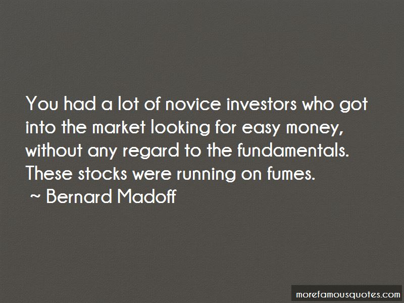 Bernard Madoff Quotes Pictures 3