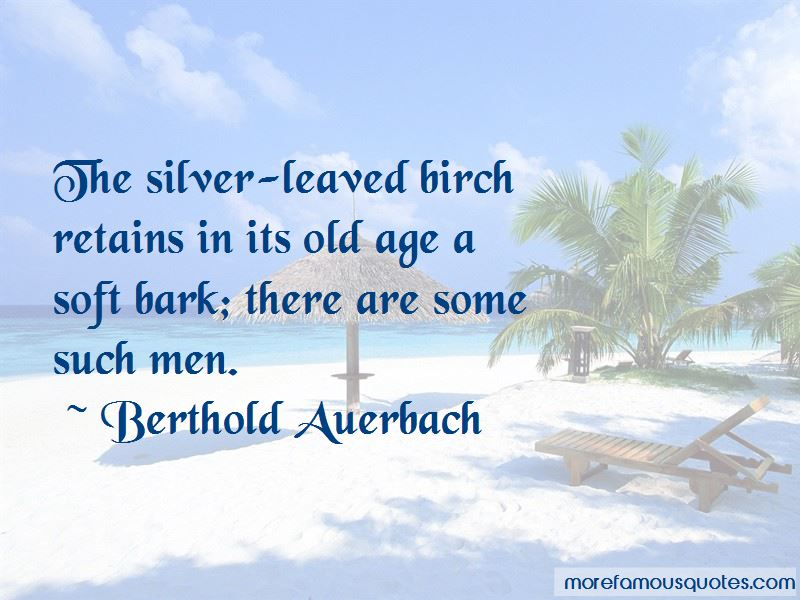 Berthold Auerbach Quotes Pictures 3