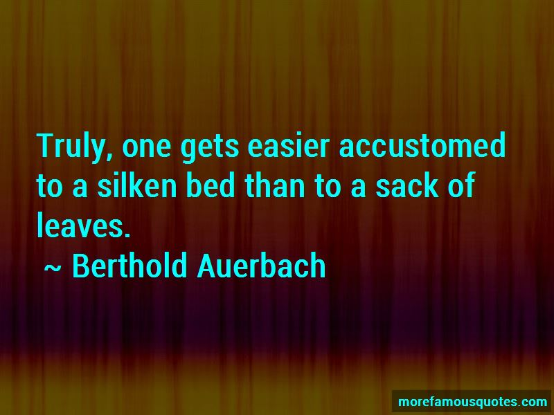 Berthold Auerbach Quotes Pictures 4