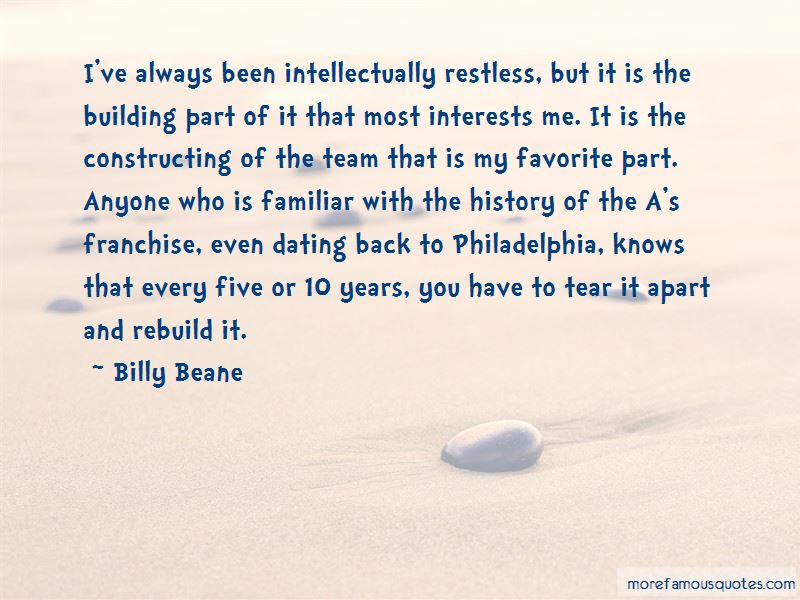 Billy Beane Quotes