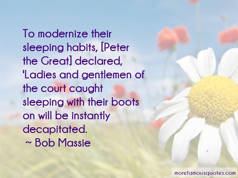 Bob Massie Quotes Pictures 2