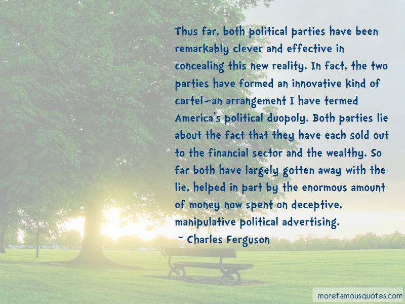 Charles Ferguson Quotes Pictures 4