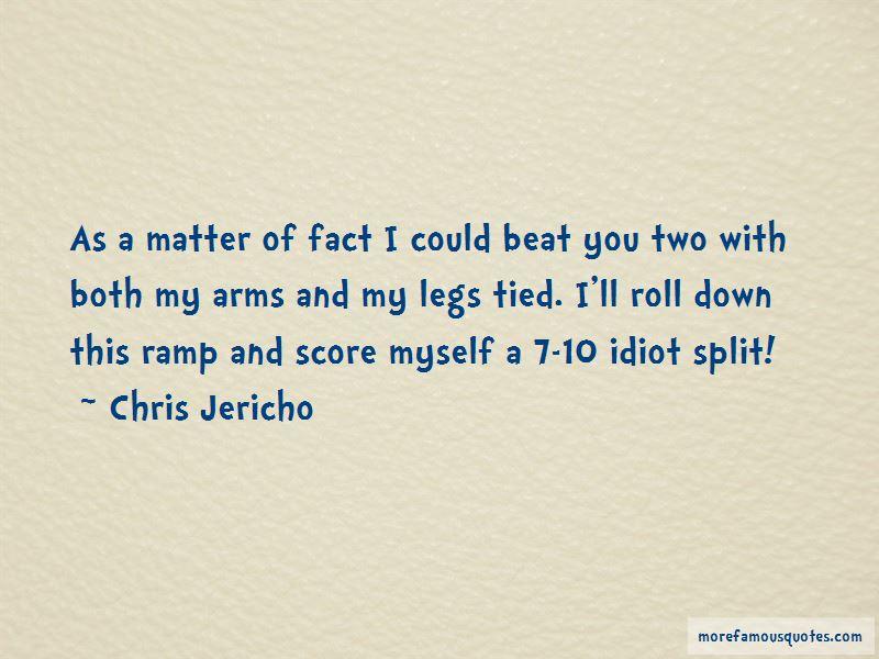 Chris Jericho Quotes Pictures 4