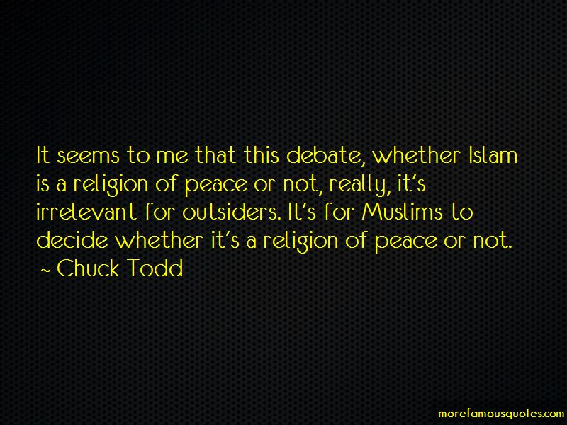 Chuck Todd Quotes Pictures 4