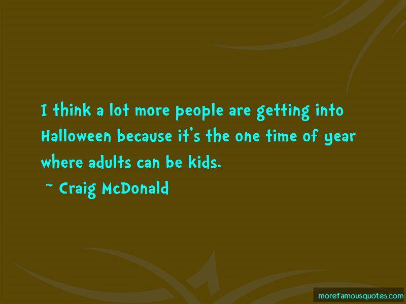 Craig McDonald Quotes Pictures 4