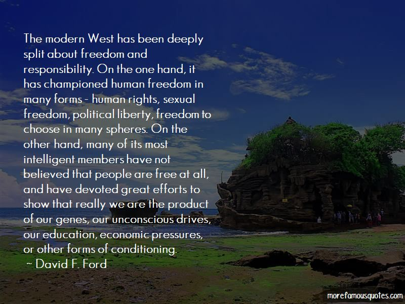David F. Ford Quotes