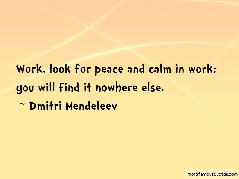 Dmitri Mendeleev Quotes Pictures 3