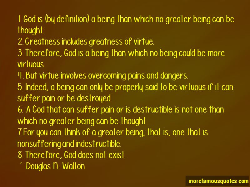 Douglas N. Walton Quotes