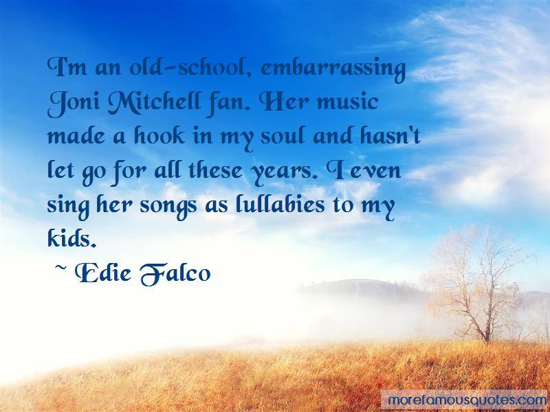 Edie Falco Quotes Pictures 3