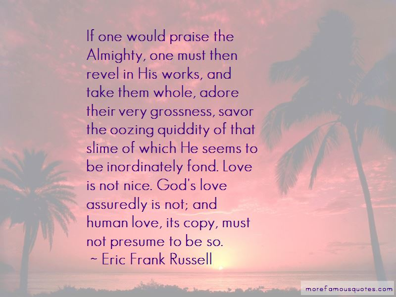 Eric Frank Russell Quotes Pictures 3
