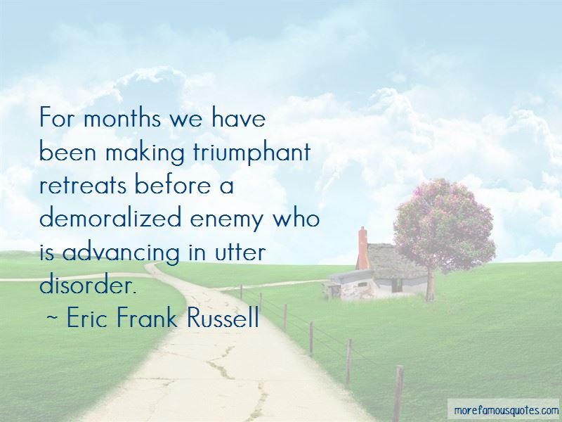 Eric Frank Russell Quotes