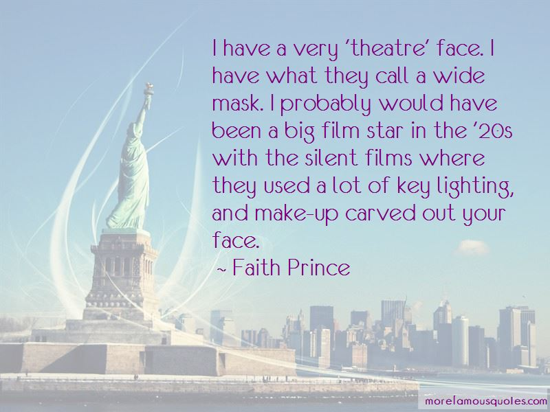 Faith Prince Quotes Pictures 2