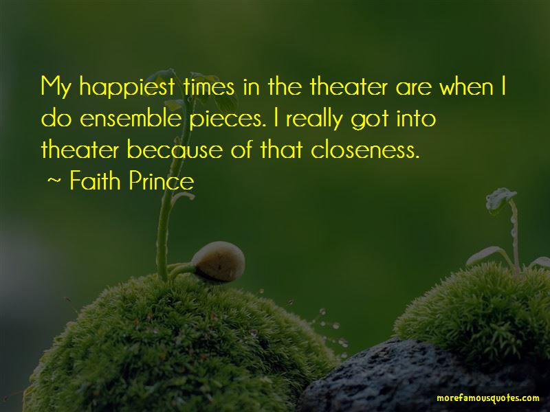 Faith Prince Quotes Pictures 3