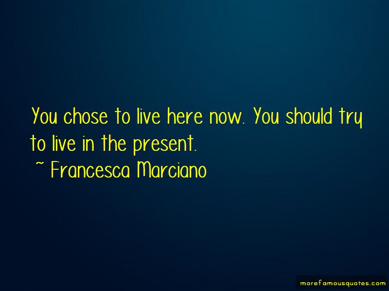 Francesca Marciano Quotes Pictures 4