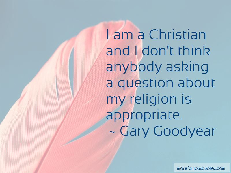 Gary Goodyear Quotes Pictures 2