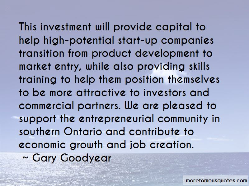 Gary Goodyear Quotes Pictures 3