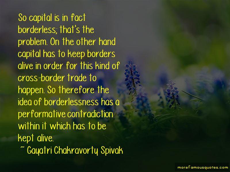 Gayatri Chakravorty Spivak Quotes Pictures 2