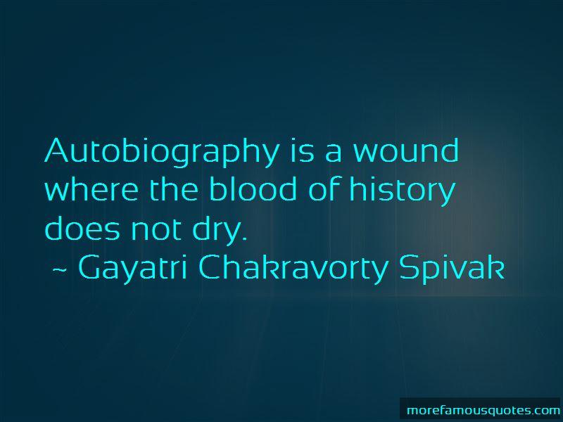 Gayatri Chakravorty Spivak Quotes Pictures 3