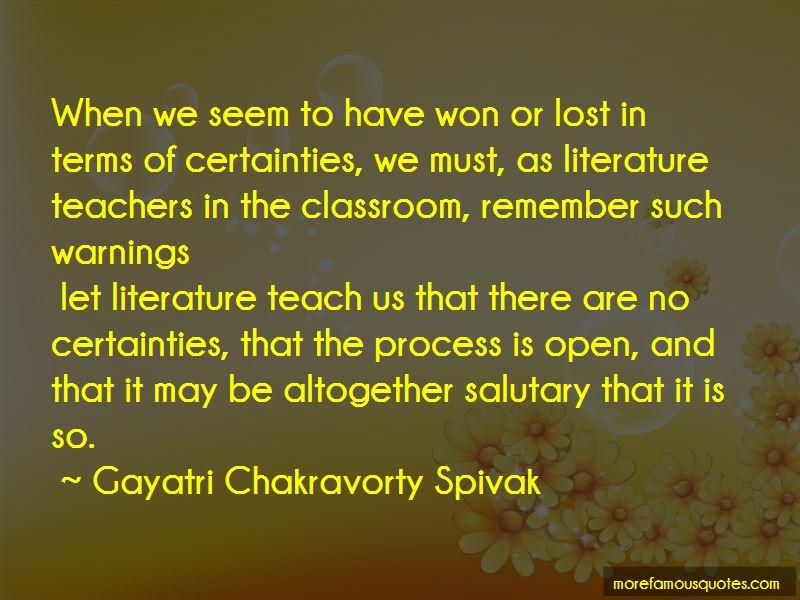 Gayatri Chakravorty Spivak Quotes Pictures 4
