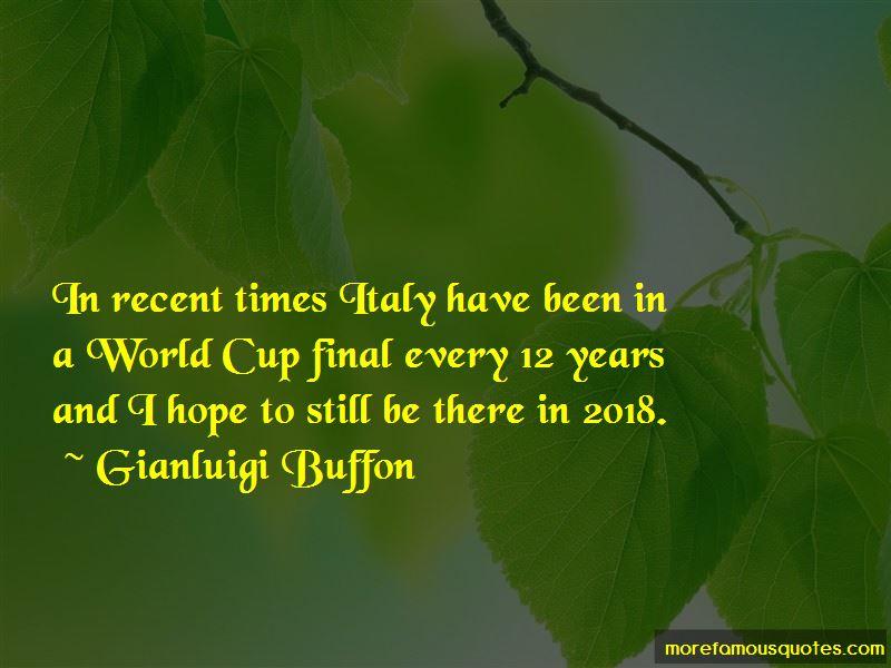 Gianluigi Buffon Quotes Pictures 2
