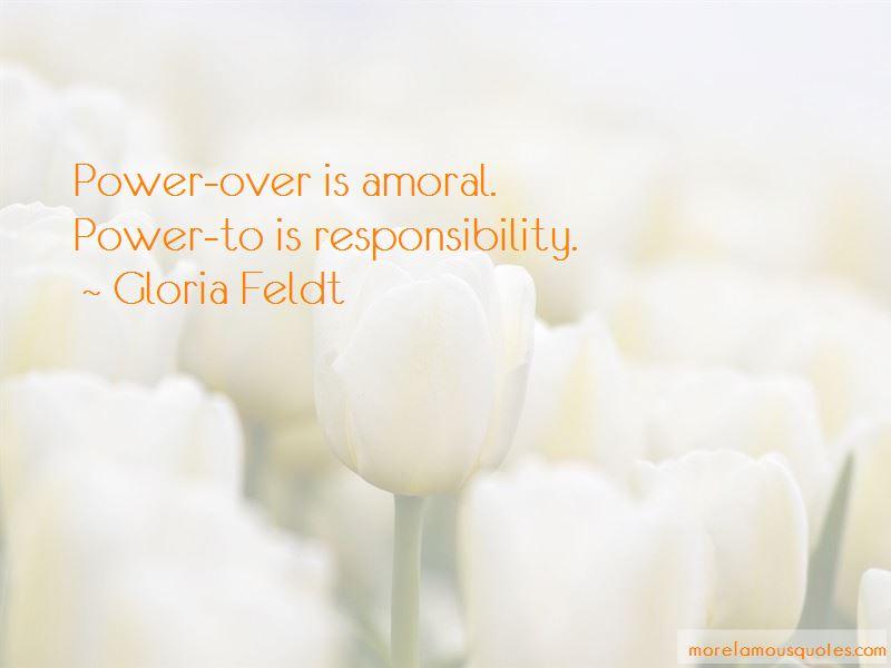 Gloria Feldt Quotes Pictures 4