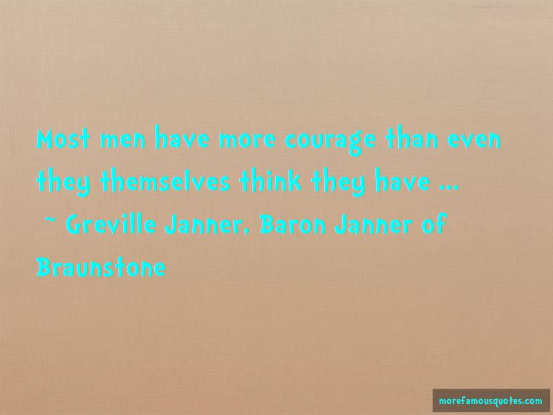 Greville Janner, Baron Janner Of Braunstone Quotes