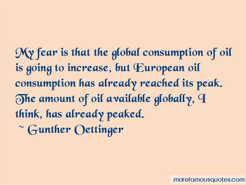 Gunther Oettinger Quotes