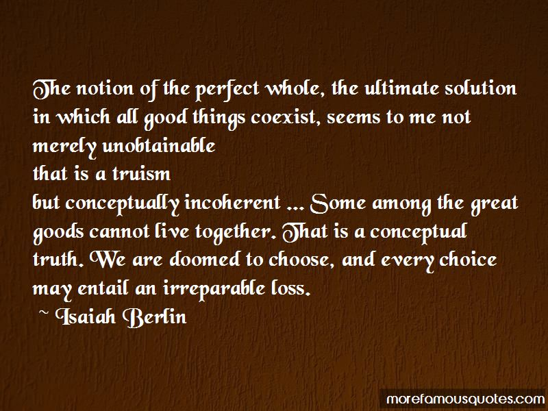 Isaiah Berlin Quotes Pictures 2
