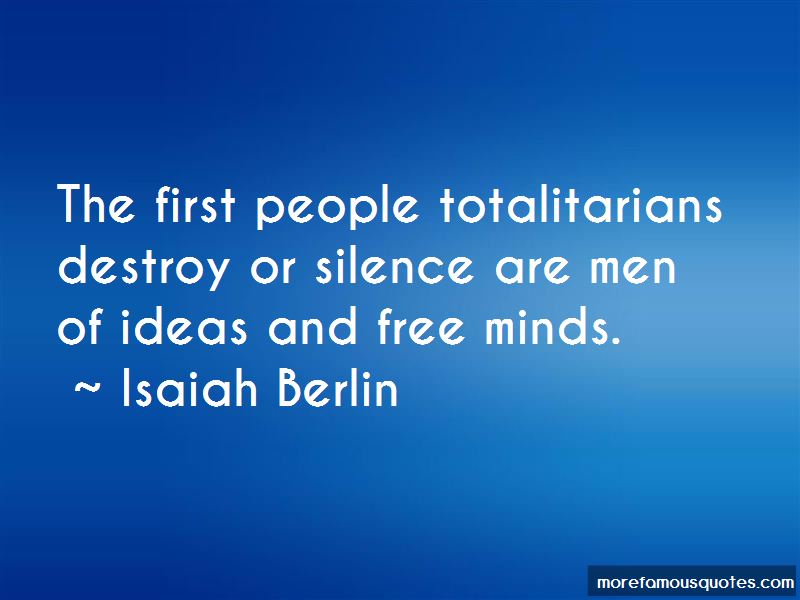 Isaiah Berlin Quotes Pictures 4