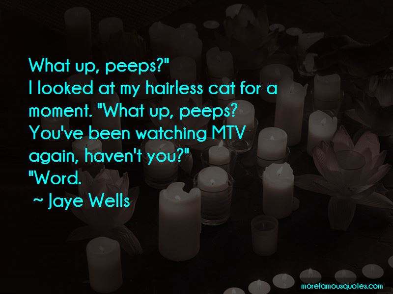 Jaye Wells Quotes Pictures 2