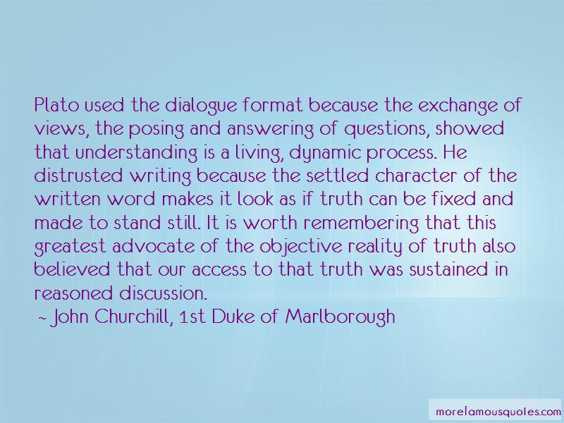 John Churchill, 1st Duke Of Marlborough Quotes Pictures 3