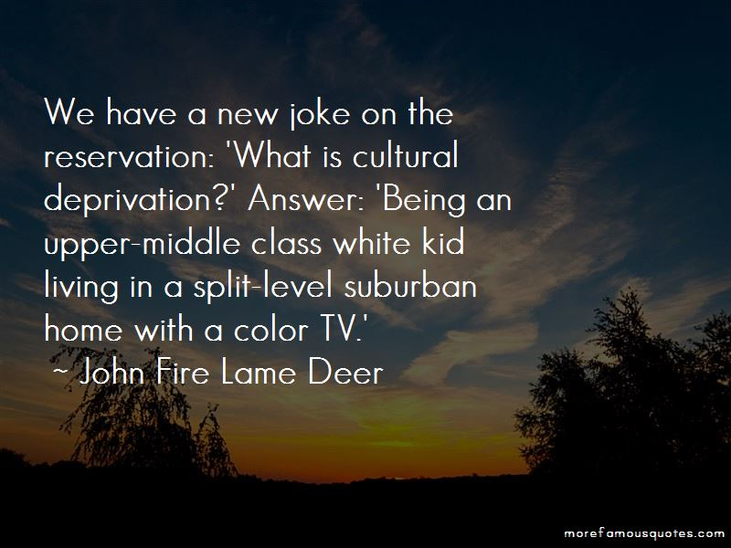 John Fire Lame Deer Quotes Pictures 2